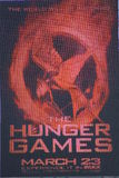 Hunger Games sign Royalty Free Stock Photos