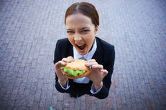 Hunger Stock Photography