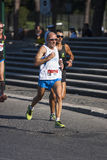 Hunger Run (Rome) - World Food Program - Runners Royalty Free Stock Photography
