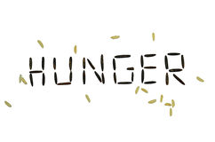 Hunger Stock Photos