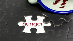 Hunger Stock Image