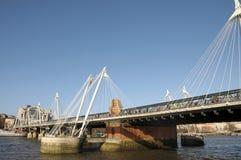 Hungerford Bridge Stock Photos