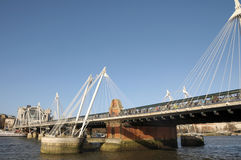 Hungerford  Bridge Stock Photos