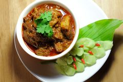 Hunglei curry Obraz Royalty Free