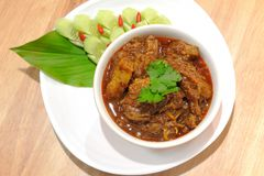 Hunglei curry Stock Images