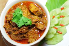 Hunglei curry Royalty Free Stock Images