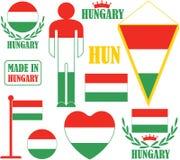 hungria Imagens de Stock