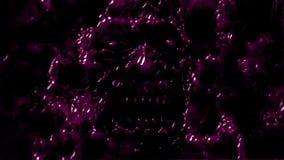 Hungrige Vampirsangriffe lizenzfreies stockbild