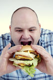 Hungry Royalty Free Stock Photo