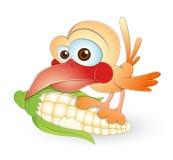 Hungry Bird Stock Image