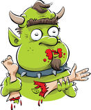 Hungry Troll Stock Images
