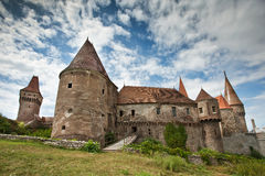 Huniazilor castle Royalty Free Stock Photography