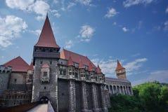 huniazilor de château photographie stock libre de droits