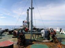 Hunky marine royalty-vrije stock foto's