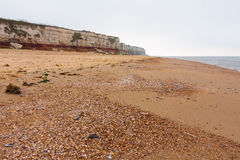 Hunstanton cliff North Norfolk England Stock Photo