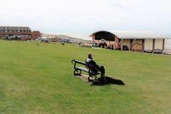 Free Hunstanton, Norfolk, UK. Stock Photography - 127233222