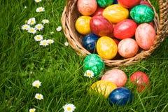 hunt пасхального яйца Стоковое Изображение
