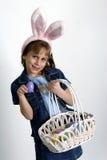 hunt пасхального яйца Стоковое Фото