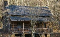 Hunt cabin Royalty Free Stock Photos