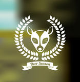 Hunt design Royalty Free Stock Photo