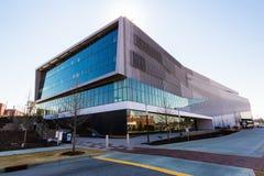 Hunt Library at NCSU. Hunt Library at North Carolina State University in Raleigh, North Carolina royalty free stock image