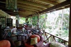 Hunte-` s Gärten Barbados stockbilder