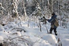 The hunter Royalty Free Stock Photo