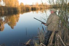 hunter. Fotografia Stock