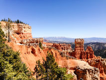 The Hunter, Agua Canyon, Bryce Canyon, sunshine Royalty Free Stock Photography