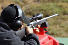 Free Hunter Aiming Stock Images - 2998854