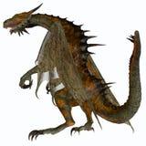 Hunter Dragon illustration libre de droits