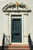 Hunter House, Île de Rhode, Etats-Unis Image stock