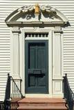 Hunter House, Rhode Island, de V.S. Stock Afbeelding