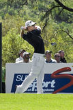 Hunter Mahan - 11th Tee - NGC2009 Royalty Free Stock Photos