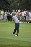 Hunter Mahan - Iron Shot Stock Photo