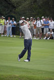 Hunter Mahan - Iron Shot - NGC2009 Royalty Free Stock Image
