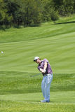Hunter Mahan - Iron Shot - NGC2009 Stock Photography