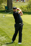 Hunter Mahan at the Memorial Tournament Royalty Free Stock Images