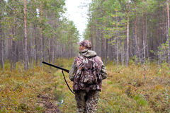 Hunter outdoor Royalty Free Stock Photography