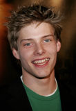 Hunter Parrish Foto de Stock Royalty Free