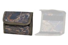Hunter rifle ammo ammunition belts & bandoliers. Hunter rifle ammo ammunition belts Stock Images