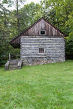 Hunter's Cabin. The Hunter's Cabin in Little Lehigh Parkway in Pennsylvania Royalty Free Stock Photo