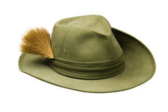 Hunter's hat Royalty Free Stock Image