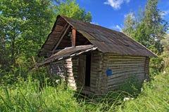 Hunter's hut Stock Photography