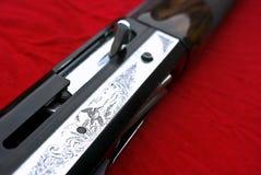 Hunter shotgun Royalty Free Stock Photography