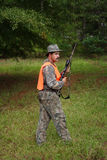 Hunter - Sportsman. Hunter - Hunting royalty free stock photos
