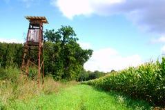 Hunter tower Stock Photo