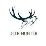 hunter vector design template Royalty Free Stock Photo