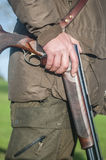 Hunters rifle Stock Images