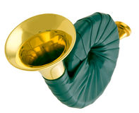 Hunters trumpet Royalty Free Stock Photography